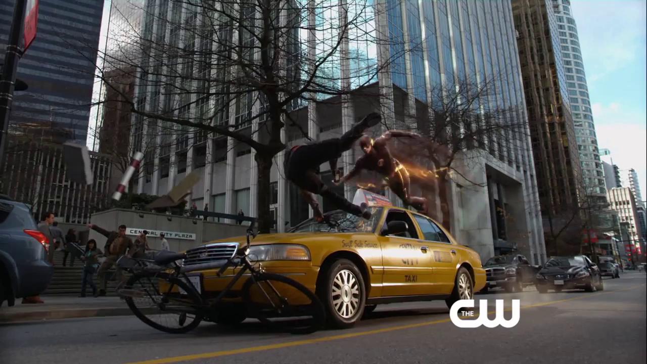 Première Bande annonce pour The Flash !