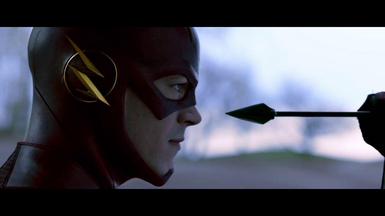 Oliver apparaîtra dans l'épisode pilote de Flash