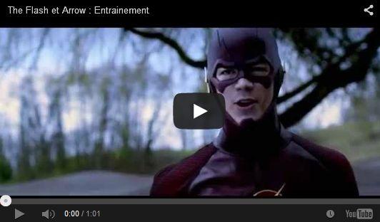 Premier Clip pour The Flash