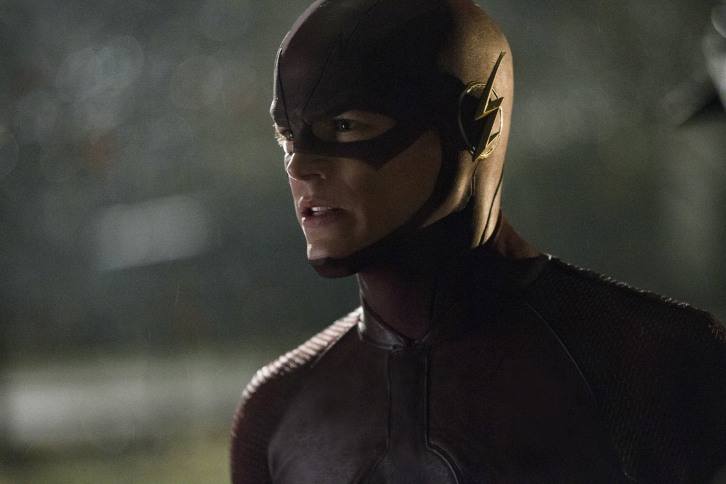 Photos promo pour l'épisode Pilot de The Flash
