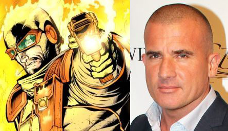 Casting The Flash : Dominic Purcell sera Heat Wave