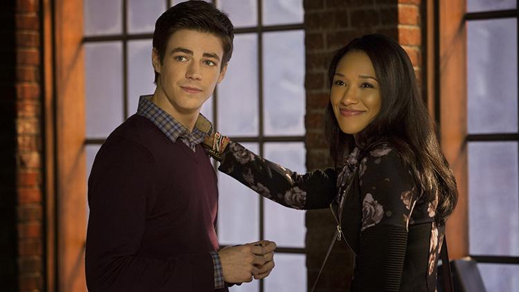 Spoilers saison 1 : le triangle amoureux Barry, Iris et Felicity