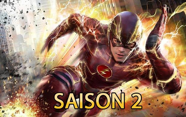La saison 2 de The Flash sur TF1 dès le 11 juillet.
