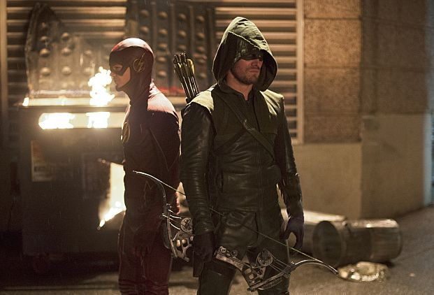 Saison 1 Episode 8 – Flash vs Arrow – vos réactions !