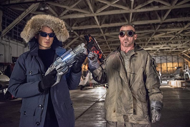 Saison 1 – Photos promo du 1×10 – Revenge of the Rogues