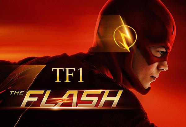 TF1 obtient les droits de diffusion pour la série The Flash