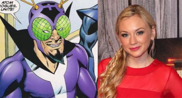 Casting : Emily Kinney sera Bug-Eyed Bandit