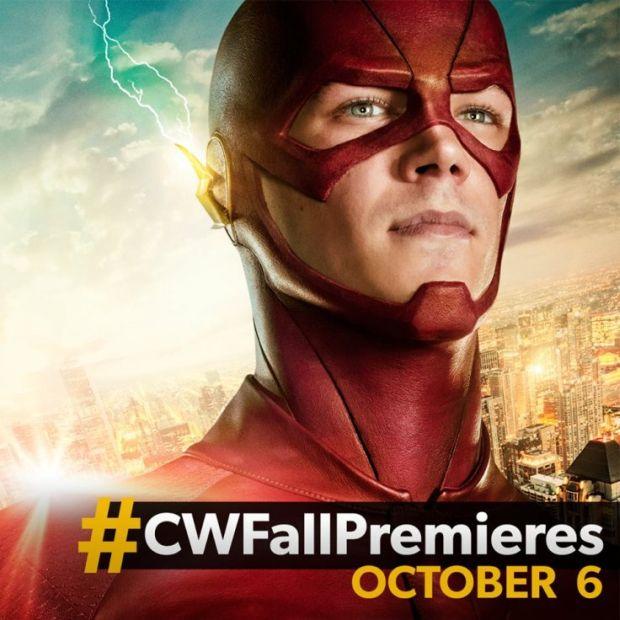 La saison 2 de The Flash pour le mardi 6 octobre sur la CW