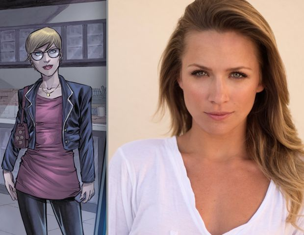 Casting Saison 2 : Shantel VanSanten sera Patty Spivot