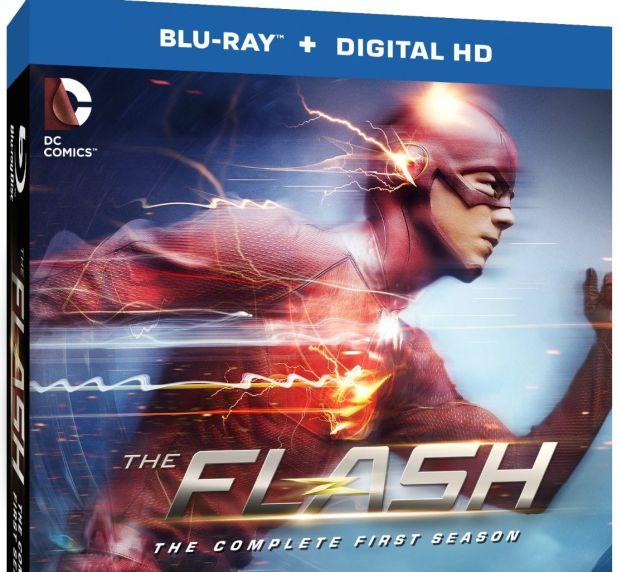 Sortie des coffrets intégrales DVD et Blu-ray saison 1 pour le 4 novembre