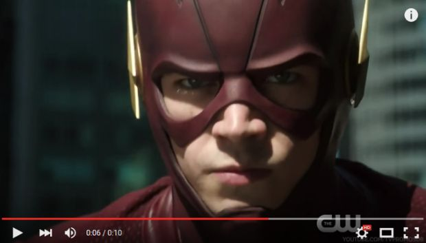 Promo pour la saison 2 de The Flash