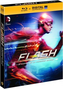 blu-ray saison 1 The Flash