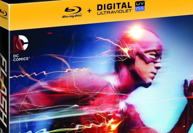 Test de l'intégrale Blu-ray saison 1 de The Flash