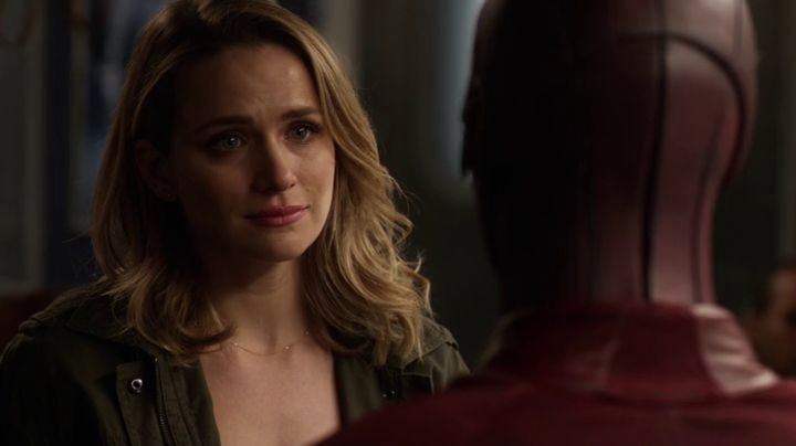 the flash 2x11 patty