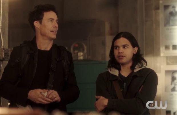 Saison 2 : Trailer du 2×14 – Escape from Earth-2