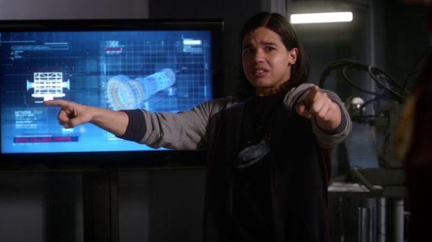 Sondage : Votez pour votre scène préférée du 2×17 de The Flash