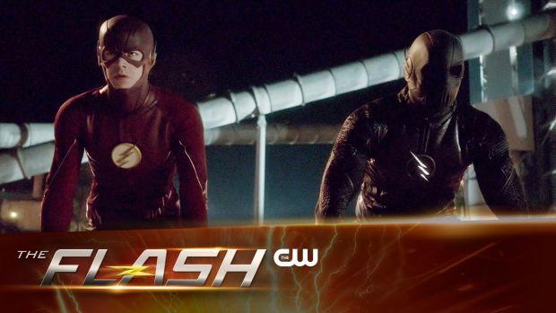 La bande annonce du 2×23 de The Flash – The Race of His Life