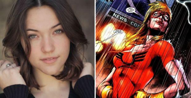 Casting : Violett Beane alias Jesse Quick sera de retour dans la saison 3 de The Flash