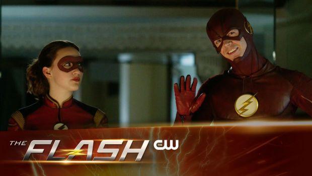 La bande annonce du 3×04 de The Flash – The New Rogues