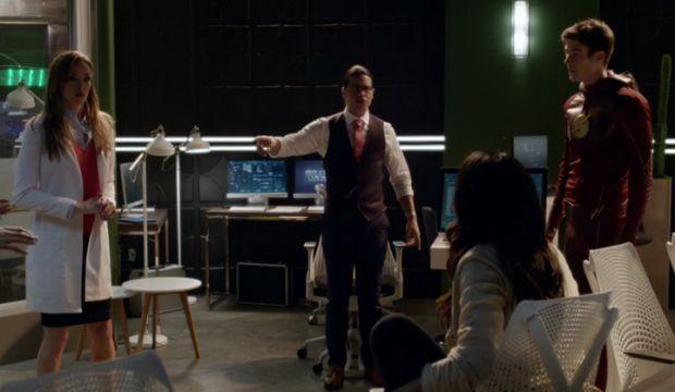 Sondage : Votez pour votre scène préférée du 3×01 de The Flash