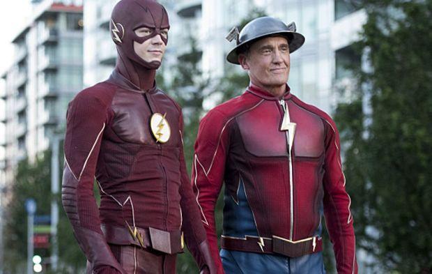 Sondage : Votez pour votre scène préférée du 3×02 de The Flash