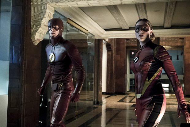 Les photos promos du 3×04 de The Flash : The New Rogues