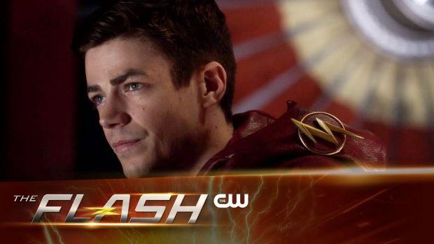 La bande annonce du 3×09 de The Flash – The Present