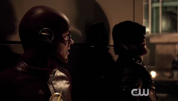 La bande annonce du 3×08 de The Flash – Invasion!