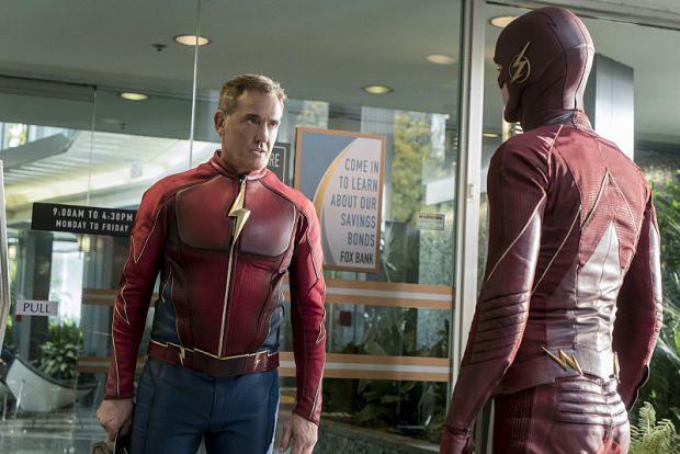 Vos réactions sur l'épisode 3×09 de The Flash : The Present