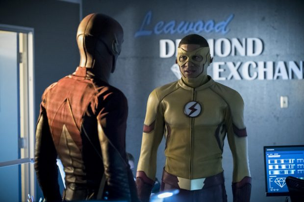 Vos réactions sur l'épisode 3×10 de The Flash : Borrowing Problems from the Future