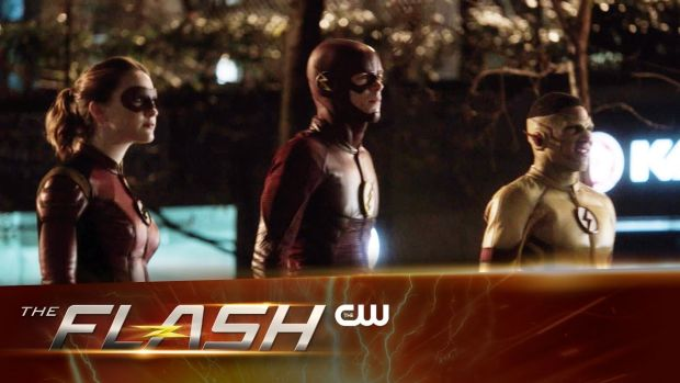 La bande annonce du 3×14 de The Flash – Attack on Central City