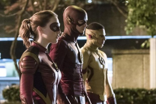 Vos réactions sur l'épisode 3×14 de The Flash : Attack on Central City