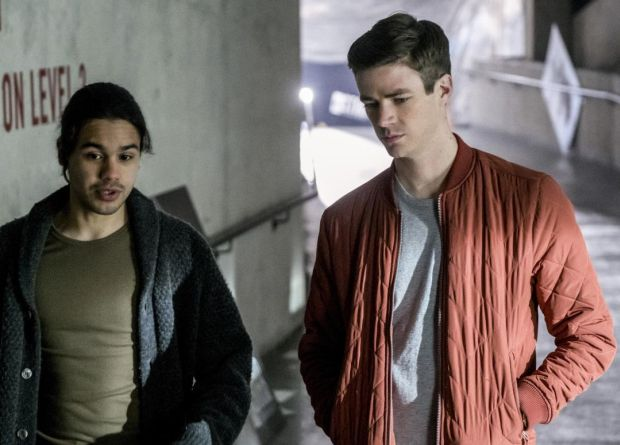 Vos réactions sur l'épisode 3×19 de The Flash : The Once and Future Flash