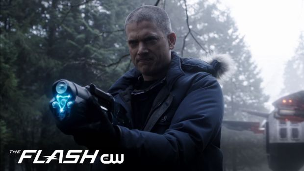 The Flash _ Infantino Street Trailer _ The CW (BQ) 3x22 captain cold