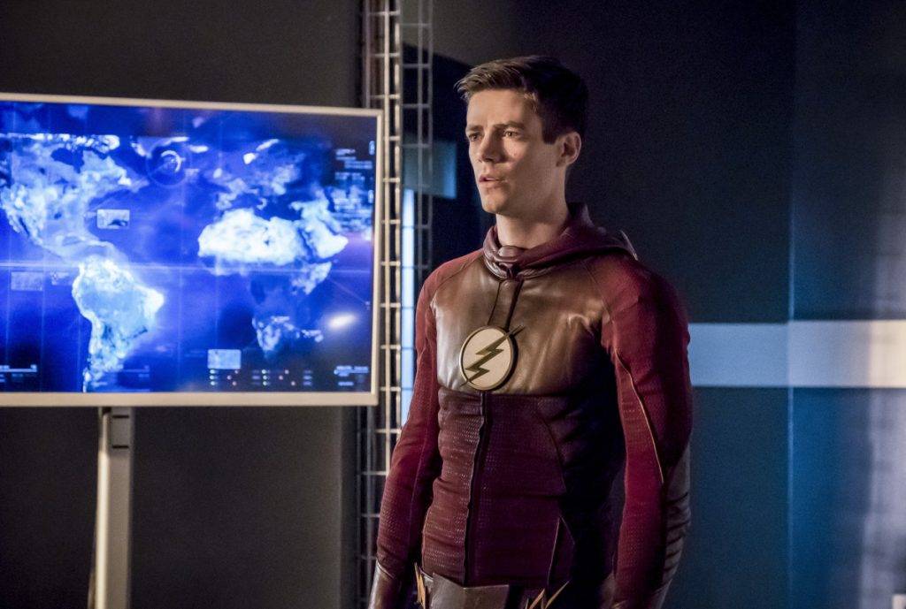 the flash 3x23 season finale barry 2