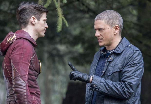 Vos réactions sur l'épisode 3×22 de The Flash : Infantino Street