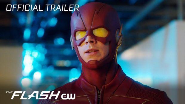 La bande annonce du 4×02 de The Flash – Mixed Signals
