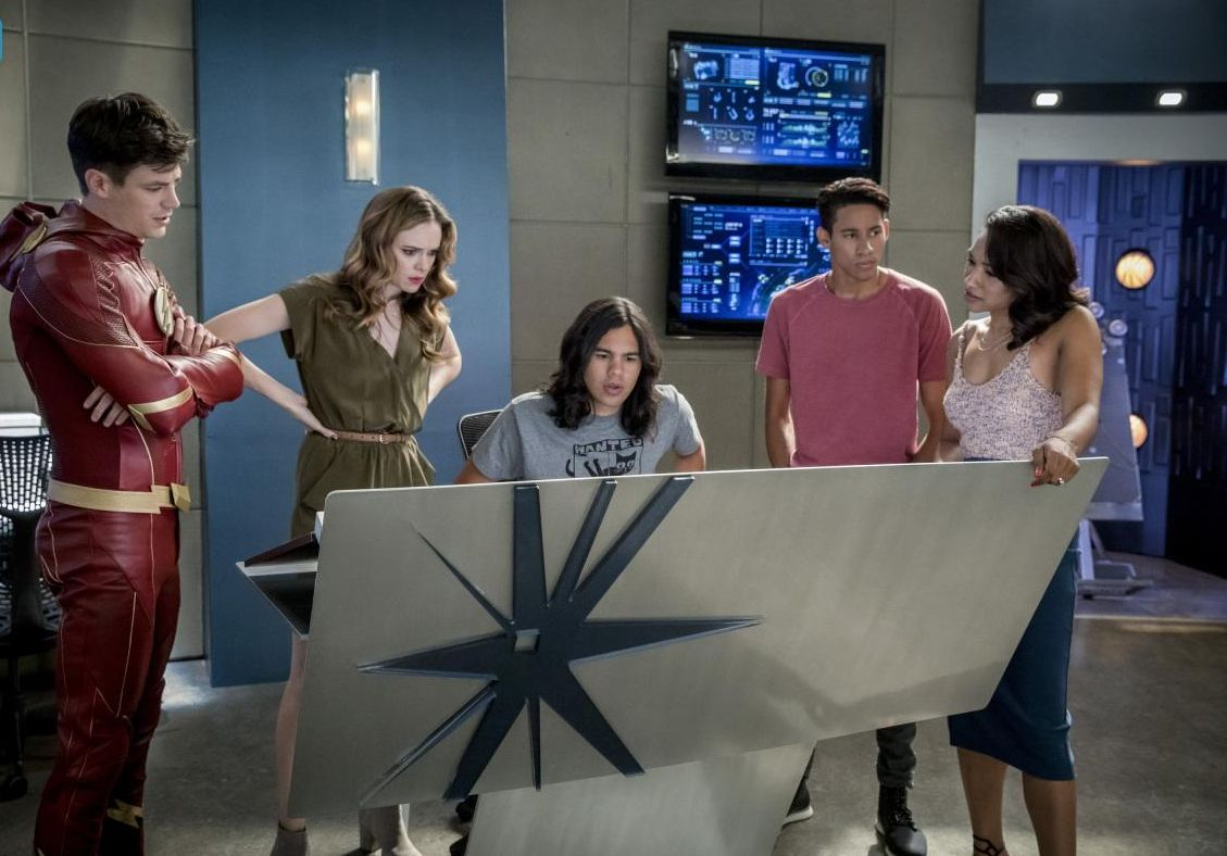 Les audiences USA pour l'épisode 4×02 de Flash : Mixed Signals
