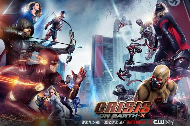 Bande annonce 4×08 – Crisis On Earth-X