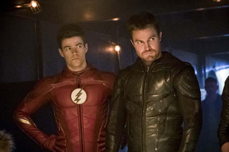 Vos réactions sur l'épisode 4×08 de The Flash : Crisis On Earth-X, part 3