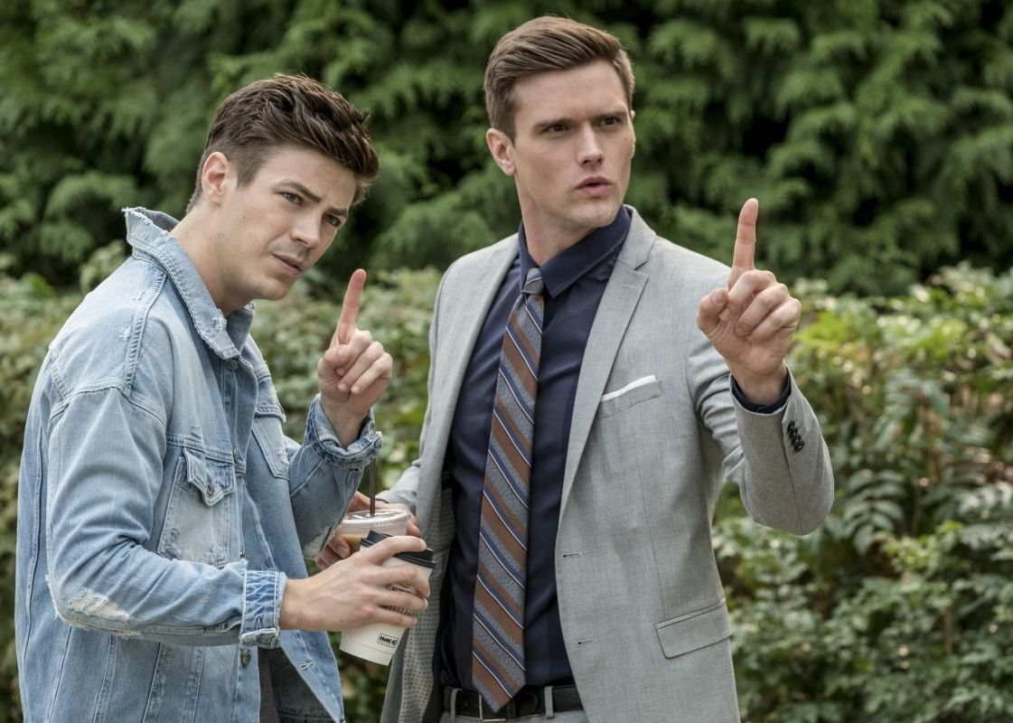 Vos réactions sur l'épisode 4×06 de The Flash : When Harry Met Harry…