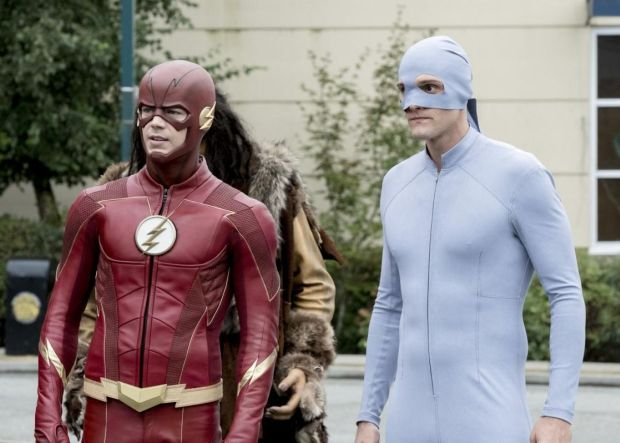 Les photos du 4×06 de The Flash : When Harry Met Harry…