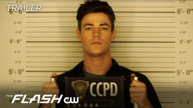 Bande annonce 4×10 de The Flash