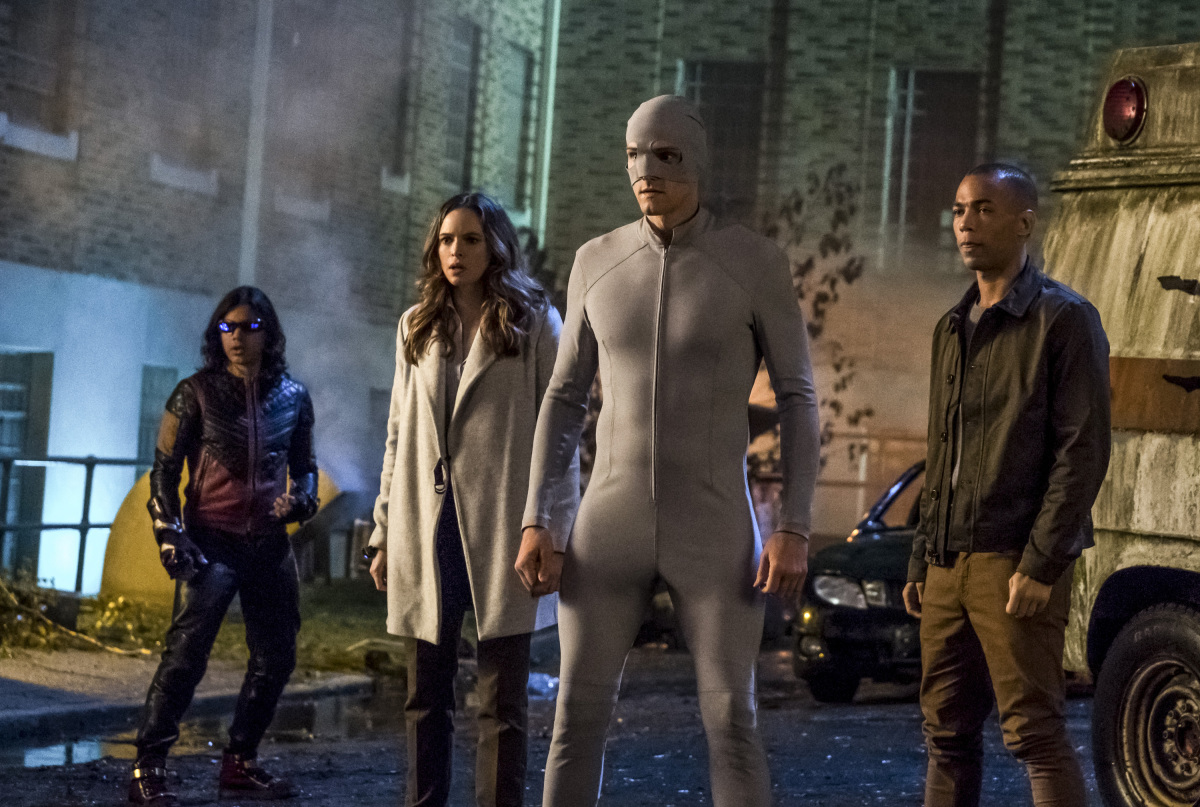 Vos réactions sur l'épisode 4×09 de The Flash : Don't Run