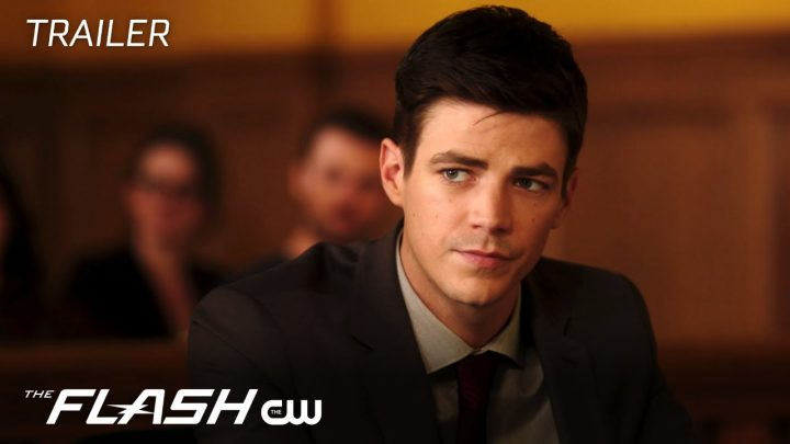 Bande annonce version longue pour le 4×10 de The Flash : The Trial of The Flash
