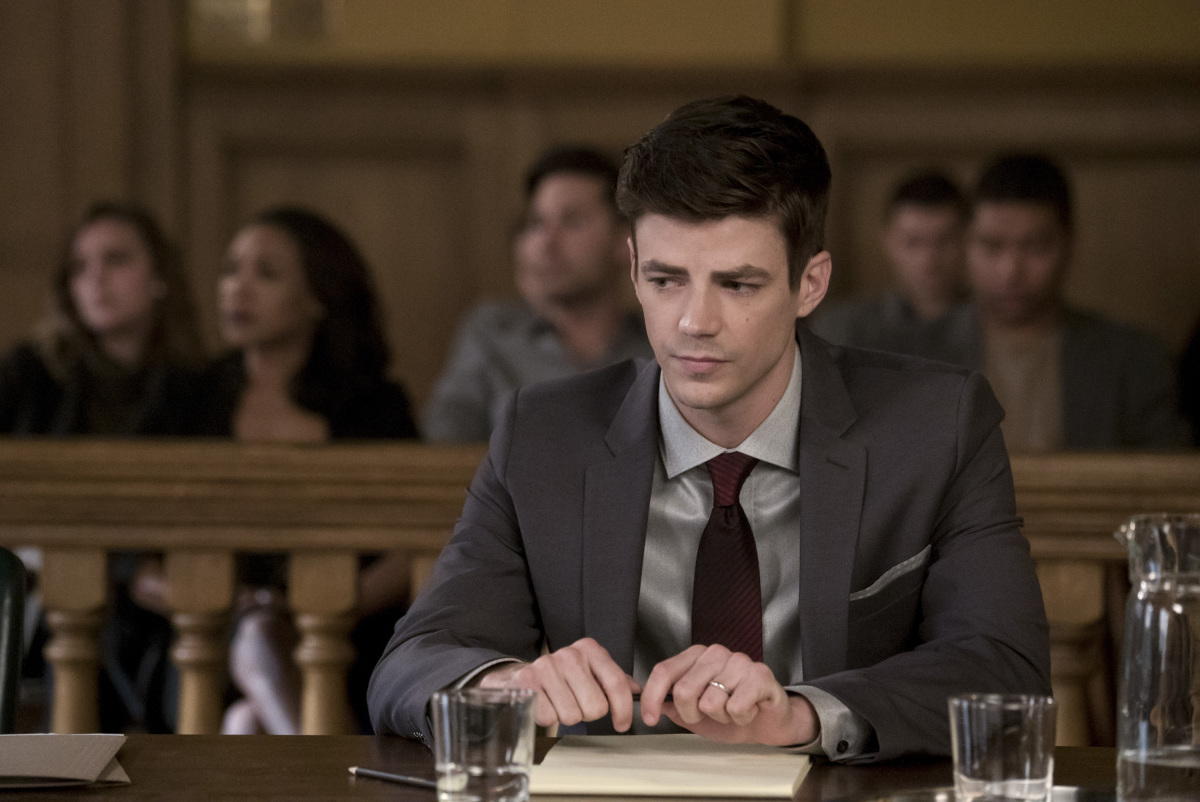 Vos réactions sur l'épisode 4×10 de The Flash : The Trial of The Flash