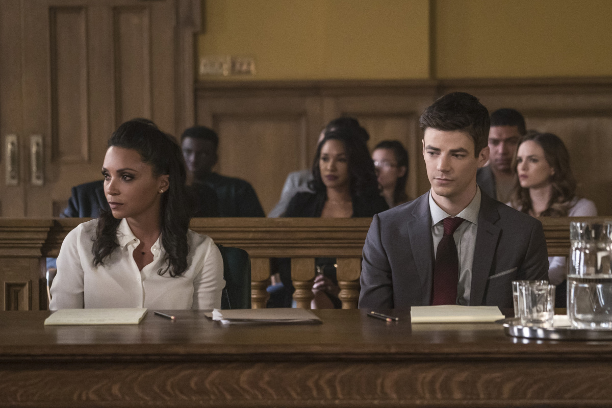 Les photos du 4×10 de The Flash : The Trial of The Flash