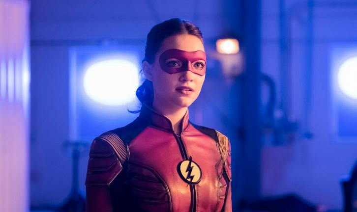 Bande annonce 4×15 de The Flash: Enter Flashtime