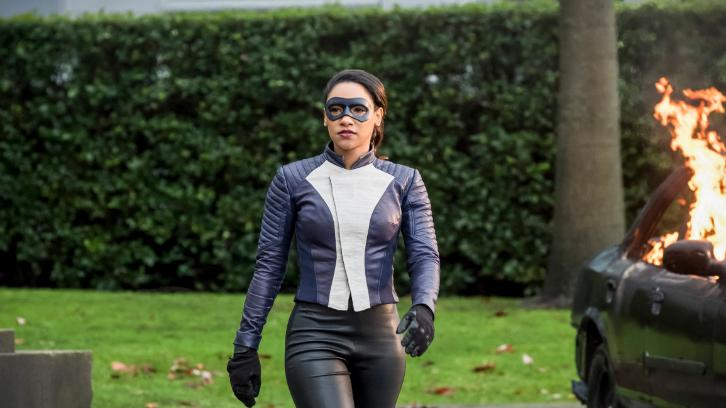 Bande annonce 4×16 de The Flash: Run, Iris, Run