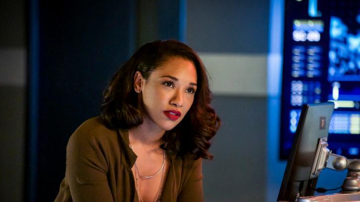 Vos réactions sur l'épisode 4×17 de The Flash : Null and Annoyed